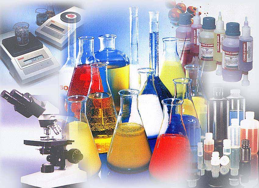 lab chimica